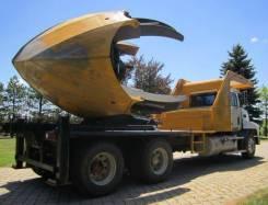 Пересадчик деревьев Dutchmanна 100 на базе Volvo, 2008