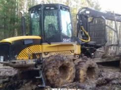 Eco Log. В Костроме Форвардер Ecolog 564 C.