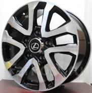 Новое штатное литье для Lexus 570 на 20 с отв.5 на 150 Excalibur