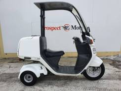 Honda Gyro Canopy. 49куб. см., исправен, без пробега