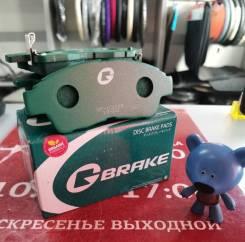 Колодки тормозные GP-02118 G-Brake