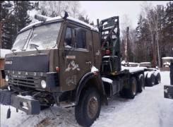 КамАЗ 43118 Сайгак, 1990
