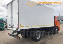 КамАЗ 43253. Изотермический фургон рефрижератор Камаз 43253, 7 500кг., 4x2
