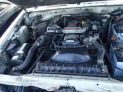 Двигатель в сборе. Toyota Land Cruiser Prado, LJ71, LJ71G, LJ78, LJ78G, LJ78W 2LT, 2LTE