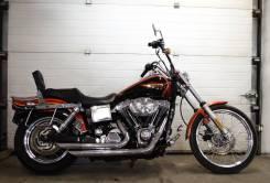Harley-Davidson Dyna Wide Glide FXDWG. 1 450куб. см., исправен, птс, без пробега