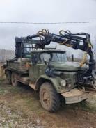 ЗИЛ 131. Продам Зил-131 грузовой бортовой фургон с краном монипулятором, 7 000куб. см., 5 000кг., 6x6