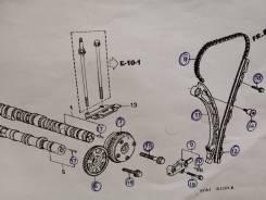 Механизм газораспределения. Honda