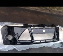 Бампер Ford Focus 3 Panther Black 2851CM-1 в цвет кузова новый