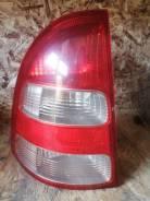 Задний фонарь. Toyota Corolla Fielder, CE121G, NZE121G, NZE124G, ZZE122G, ZZE123G, ZZE124G 1NZFE, 1ZZFE, 2ZZGE, 3CE