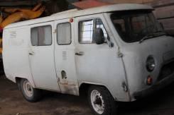 УАЗ-3909 Фермер, 2004