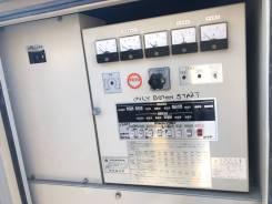 Японский Дизельгенератор 28кВт с автозапуском для коттеджа на 220/400В