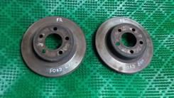 Диск тормозной передний Ford Explorer 2 (4L. )