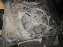 Вентилятор охлаждения с диффузором Дэу Матиз