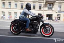Harley-Davidson Sportster 883, 2010