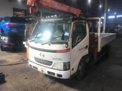 Hino Dutro Toyota Duna в разборе