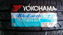 Yokohama BluEarth AE-01. летние, новый