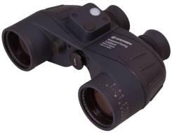 Бинокль Bresser Nautic 7x50 WP/CMP, Водозащищенный, компас, дальномер