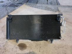 Радиатор  кондиционера  на  Subaru  Legasi B4!
