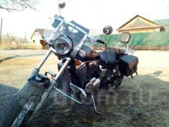 Honda Shadow Spirit vt 750, 2002