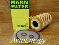Фильтр масляный MANN-Filter HU7008z. В наличии ул Хабаровская 15В