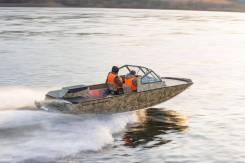 Продается водометный катер Росомаха R6000CB