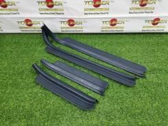 Порожки пластиковые в салон T-Mark 2, Chaser, JZX/GX90 Синий