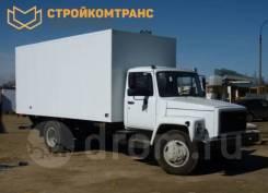 ГАЗ. 33098 Фургон изотермический Рефрижератор, 4 430куб. см., 5 000кг., 4x2. Под заказ