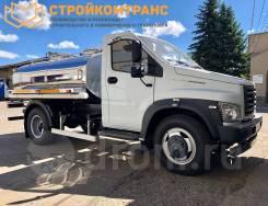 ГАЗ ГАЗон Next C41R13. Автоцистерна с насосом 4,2м3 на шасси ГАЗ-C41R13 NEXT ЕВРО-5, 4 430куб. см., 5 000кг., 4x2. Под заказ