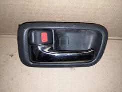 Ручка двери внутренняя, Toyota Mark II, JZX100, зад. лев., №: 69206-22080-B0
