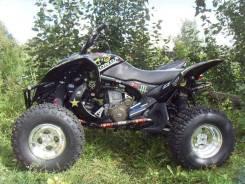 Honda TRX 700, 2008