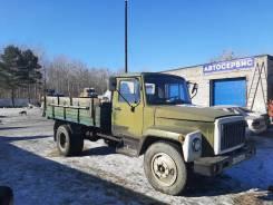 ГАЗ 3307. Газ 3307 ( дизель д 240 в придачу ), 3 000кг., 4x2