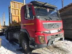 Volvo. FMX(САВ 6977-0000040), 20 000кг., 6x6