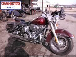 Harley-Davidson Heritage Softail Classic FLSTC. 1 600куб. см., исправен, птс, без пробега. Под заказ
