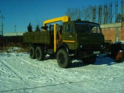 КамАЗ 43105, 1985