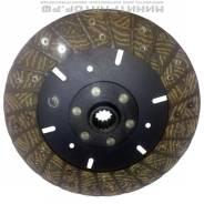 Диск сцепления ведомый (2-х дисковое сцепление) минитрактор DongFeng