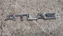 Эмблема багажника. Geely Atlas, 3 JLD4G20, JLD4G24, JLE4G18TD