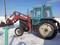 МТЗ 80. Трактор МТЗ-80, 81 л.с.