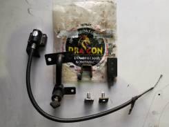 Защита коробки передач и замка капота
