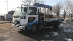 Nissan Diesel Condor. Продам Nissan diesel, 7 000куб. см., 5 000кг., 4x2
