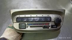 Блок управления климат-контролем. Nissan Pulsar, N16 Nissan Sunny, N16 QG15DE, QG16DE