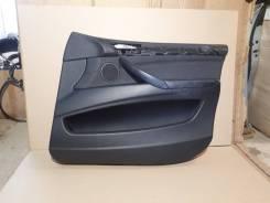 Обшивка двери Bmw X6 2009 E71, передняя правая