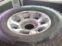 """Колеса на литье R17, резина грязь хороший подарок на 23 февраля. 8.5x17"""" 8x165.10 ET18"""