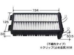 Фильтр воздушный VIC A-929 (Subaru)