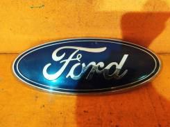 Эмблема Ford Fiesta 2012-нв [ck418b262aa], передняя