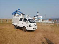 Kia Bongo III. KIA Bongo III 2-х кабинник 4 wd в отличном состоянии, 2 500куб. см., 800кг., 4x4