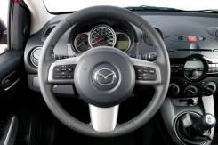 Активация круиз-контроля Mazda 2 DE