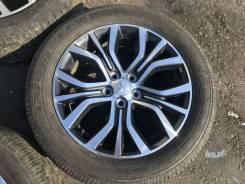 """Комплект красивых колес Enkei 225/55R18 5x114.3 ковка M. A. Т. Goodyear. 7.0x18"""" 5x114.30 ET38 ЦО 67,0мм."""