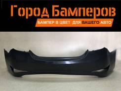 Бампер. Hyundai Solaris, RB