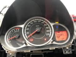 Привязка панели приборов рестайл Mazda 2 DE