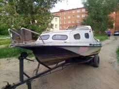 Продается лодка казанка 5М
